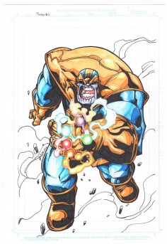 Original-comic-art-commission-THANOS-by-Babisu-Kourtis-301719706702