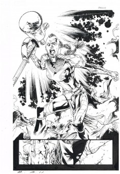 Original-interior-art-GHOST-RIDER-1-Page-6-Gorgeous-art-by-Matthew-Clark-291545532756