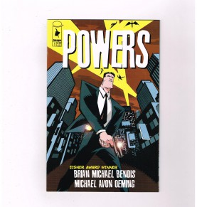 POWERS-37-part-Modern-Age-series-Wizard-12-edition-All-1st-printing-301299225250