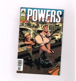 POWERS-V2-1-Grade-92-Modern-Age-find-signed-by-BENDIS-OEMING-301758531068