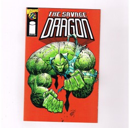 SAVAGE-DRAGON-12-Great-limited-edition-from-Wizard-Image-w-COA-NM-291615183658