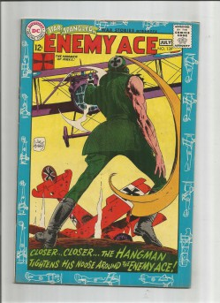 STAR-SPANGLED-WAR-STORIES-139-Silver-Age-Grade-70-Featuring-Enemy-Ace-301740609789