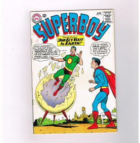 SUPERBOY-v1-121-Grade-70-Silver-Age-find-from-DC-Comics-291257365831