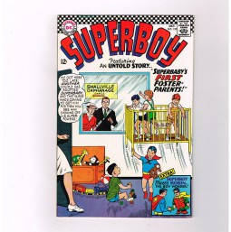 SUPERBOY-v1-133-Fantastic-grade-80-Silver-Age-find-from-DC-Comics-301338378815
