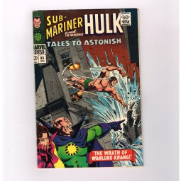 TALES-TO-ASTONISH-86-The-Wrath-of-Warlord-Krang-Grade-80-Silver-Age-find-291579037675