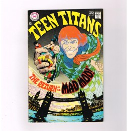 TEEN-TITANS-v1-17-Return-of-the-Mad-Mod-Grade-70-Silver-Age-DC-291579123456