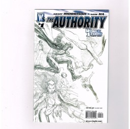 THE-AUTHORITY-v3-1-Limited-to-1-for-50-variant-by-Arthur-Adams-NM-301656429309