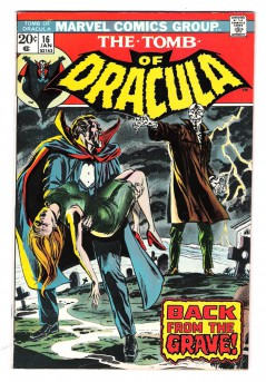 TOMB-OF-DRACULA-16-Bronze-Age-Grade-70-Featuring-Blade-291311030577