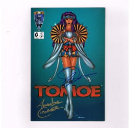 TOMOE-0-Signed-by-Amanda-Conner-Jimmy-Palmiotti-NM-300946359395