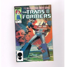 TRANSFORMERS-V1-1-First-print-Copper-Age-find-from-Marvel-GRADE-90-291587190171