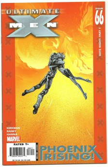 ULTIMATE-X-MEN-66-68-Complete-Date-Night-story-arc-by-Robert-Kirkman-NM-291032167687