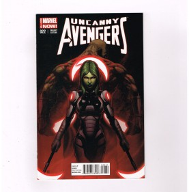UNCANNY-AVENGERS-22-Ltd-to-1-for-15-variant-by-John-Tyler-Christopher-NM-291488871904