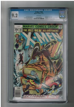UNCANNY-X-MEN-108-CGC-Grade-92-Bronze-Age-find-1st-ClaremontByrne-team-up-301749023969