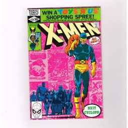 UNCANNY-X-MEN-138-Grade-90-Bronze-Age-With-Iconic-John-Byrne-Cover-301725743675