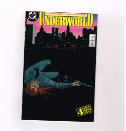 UNDERWORLD-4-part-Copper-Age-series-from-DC-Comics-NM-301374626820