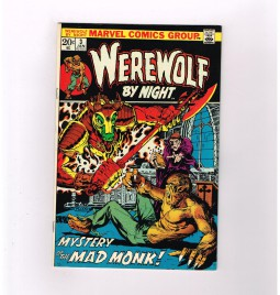 WEREWOLF-BY-NIGHT-3-Bronze-Age-Mystery-of-the-Mad-Monk-GRADE-85-291590900456