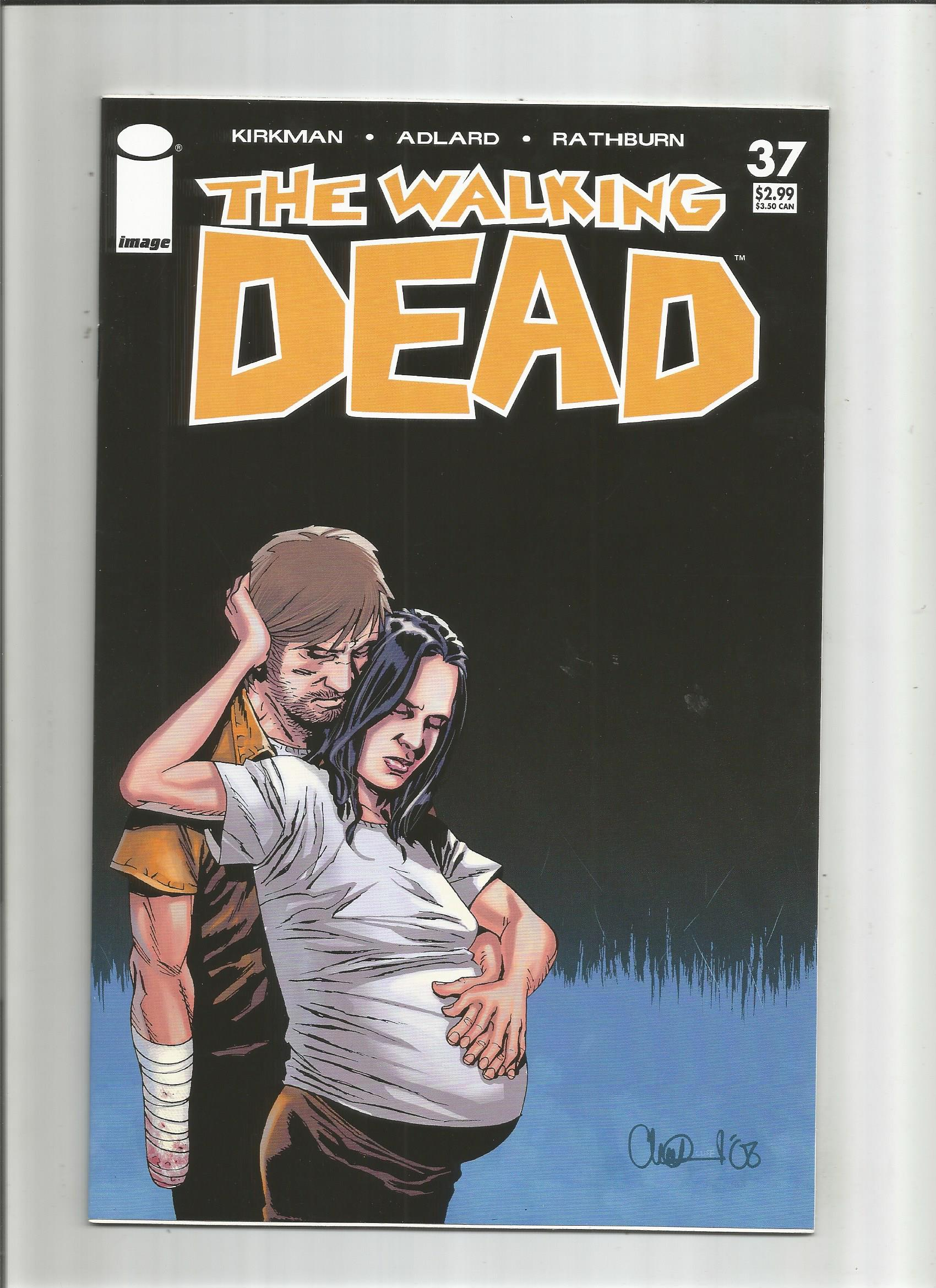 The Walking Dead #37 Value GoCollect.com.